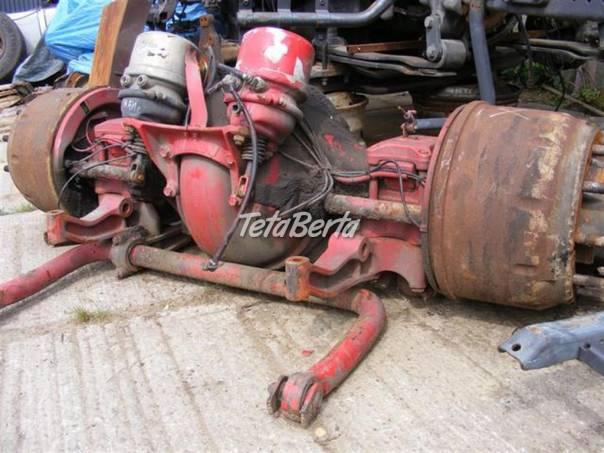 zadní náprava, foto 1 Auto-moto | Tetaberta.sk - bazár, inzercia zadarmo