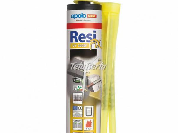 Chemická kotva ResiFIX VY 300 SF, foto 1 Dom a záhrada, Stavba a rekonštrukcia domu | Tetaberta.sk - bazár, inzercia zadarmo