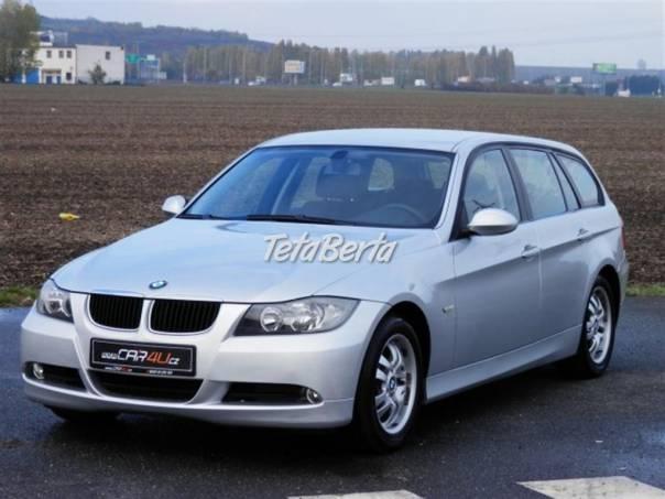 BMW Řada 3 320D 120kW * MANUÁL *, foto 1 Auto-moto, Automobily | Tetaberta.sk - bazár, inzercia zadarmo