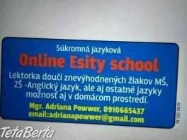 Lektorka , Obchod a služby, Ostatné  | Tetaberta.sk - bazár, inzercia zadarmo