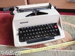 Predám písací stroj Consul 2223.  , Hobby, voľný čas, Ostatné  | Tetaberta.sk - bazár, inzercia zadarmo