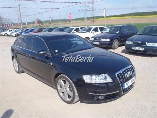 Audi A6 2.7 TDI S-LINE, KLIMA, foto 1 Auto-moto, Automobily | Tetaberta.sk - bazár, inzercia zadarmo