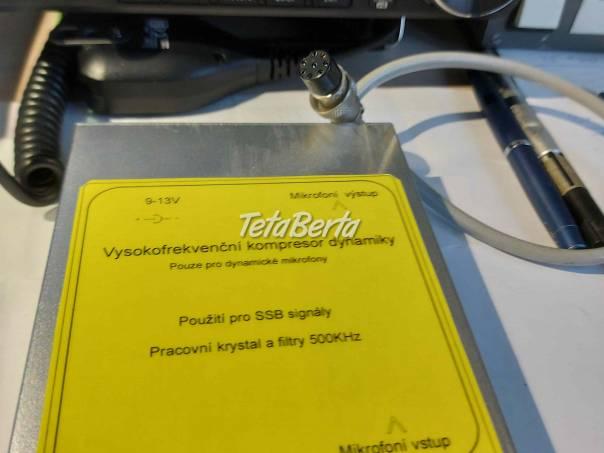 Mikrofoní VF kompresor, foto 1 Elektro, Meracie prístroje | Tetaberta.sk - bazár, inzercia zadarmo
