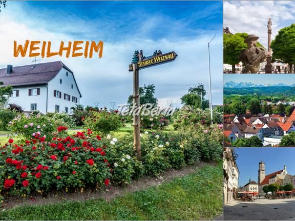 Weilheim – opatrovanie v milej a príjemnej rodine, foto 1 Práca, Zdravotníctvo a farmácia | Tetaberta.sk - bazár, inzercia zadarmo