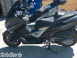 Kymco XCITING 400i ABS , Auto-moto, Motocykle a Štvorkolky  | Tetaberta.sk - bazár, inzercia zadarmo