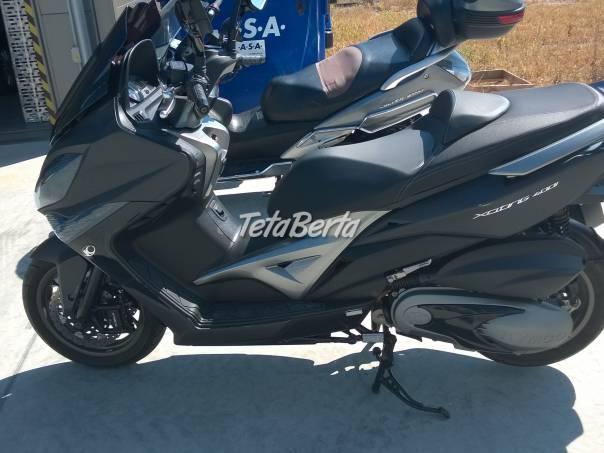 Kymco XCITING 400i ABS, foto 1 Auto-moto, Motocykle a Štvorkolky | Tetaberta.sk - bazár, inzercia zadarmo