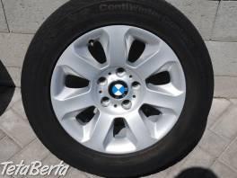 """BMW  5 ALU. KOLA + ZIMNÍ PNEU 16"""""""
