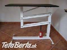 Stôl na strihanie psov badff863447