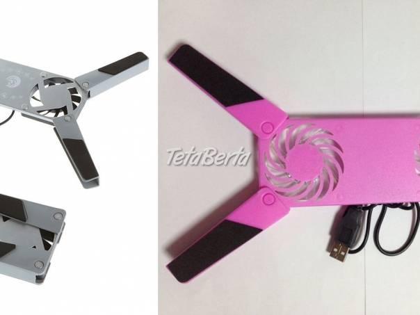 Chladič pre notebook !, foto 1 Elektro, Notebooky, netbooky | Tetaberta.sk - bazár, inzercia zadarmo