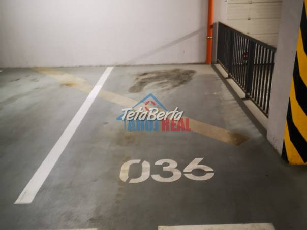 Dúbravka, garáž. státie, novostavba Rustika, foto 1 Reality, Garáže, parkovacie miesta | Tetaberta.sk - bazár, inzercia zadarmo