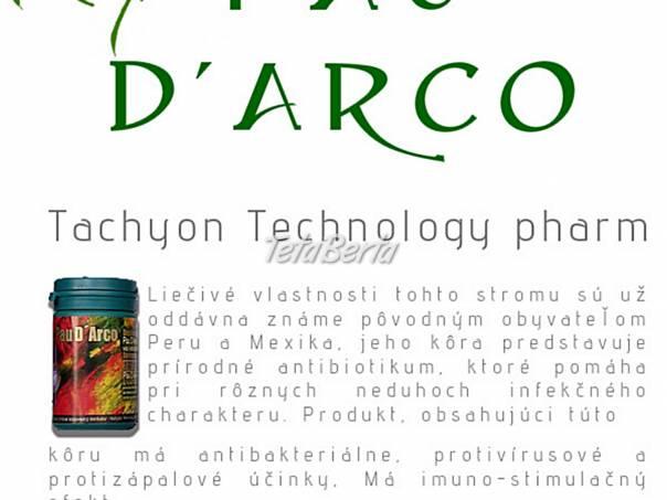 Objavte výnimočné účinky Pau D´Arca (Lapacho), foto 1 Móda, krása a zdravie, Ostatné   Tetaberta.sk - bazár, inzercia zadarmo