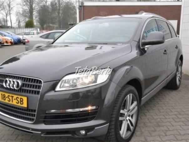 Audi Q7 3,0   Q7  TDI DPF QUATTRO TIPTRONIC, foto 1 Auto-moto, Automobily | Tetaberta.sk - bazár, inzercia zadarmo