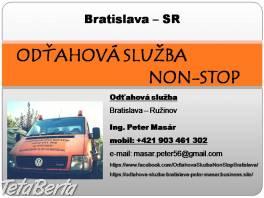 Odťahová služba Bratislava - Peter Masár , Obchod a služby, Ostatné  | Tetaberta.sk - bazár, inzercia zadarmo
