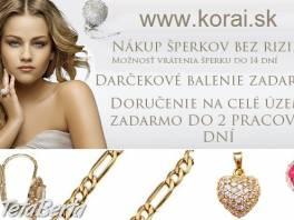 Darčeky na Vianoce od KORAI šperky , Móda, krása a zdravie, Hodinky a šperky  | Tetaberta.sk - bazár, inzercia zadarmo