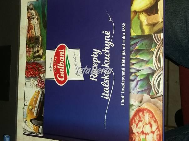 Recepty italské kuchyňe, foto 1 Hobby, voľný čas, Film, hudba a knihy | Tetaberta.sk - bazár, inzercia zadarmo