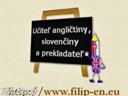 English and Slovak lessons , Obchod a služby, Ostatné  | Tetaberta.sk - bazár, inzercia zadarmo