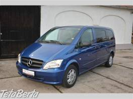 Mercedes-Benz Vito 113CDI 2xŠOUPAČKY NAVI PDC 1.M , Auto-moto, Automobily  | Tetaberta.sk - bazár, inzercia zadarmo
