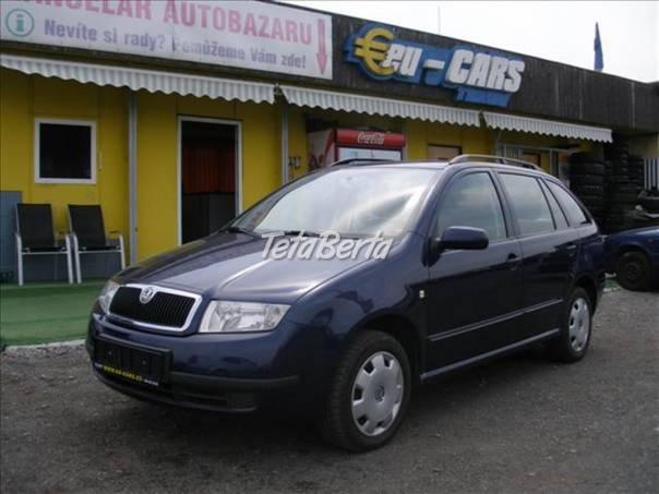 Škoda Fabia 1,9 TDi  ABS,KLIMATIZACE,TOP, foto 1 Auto-moto, Automobily   Tetaberta.sk - bazár, inzercia zadarmo