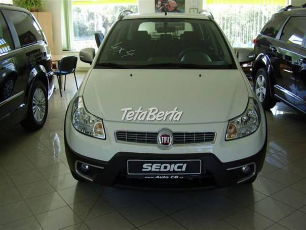 Fiat Sedici 1.6 16v Dynamic 4x4, foto 1 Auto-moto, Automobily | Tetaberta.sk - bazár, inzercia zadarmo