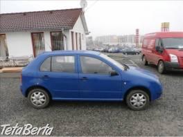 Škoda Fabia 1,2 i serviska, koupeno CZ , Auto-moto, Automobily  | Tetaberta.sk - bazár, inzercia zadarmo