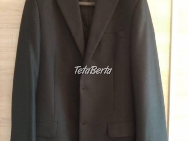 Pánsky oblek s vestou, foto 1 Móda, krása a zdravie, Oblečenie | Tetaberta.sk - bazár, inzercia zadarmo