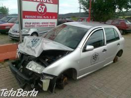 Škoda Fabia 1.4i 16V 55kW