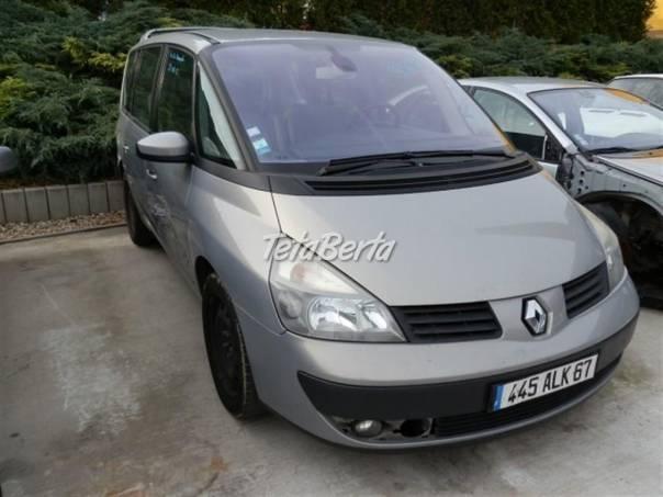 Renault Espace 2.2 dci tel:, foto 1 Auto-moto | Tetaberta.sk - bazár, inzercia zadarmo