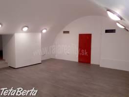 Suterénny priestor 250 m2 po rekonštrukcii , Reality, Kancelárie a obch. priestory    Tetaberta.sk - bazár, inzercia zadarmo