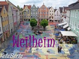 Weilheim – dobrá ponuka pre OPATROVATEĽOV – PÁNOV AJ OPATROVATEĽKY , Práca, Zdravotníctvo a farmácia    Tetaberta.sk - bazár, inzercia zadarmo