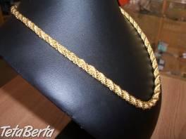 NÁHRDELNÍK  zo zlata , Móda, krása a zdravie, Hodinky a šperky  | Tetaberta.sk - bazár, inzercia zadarmo