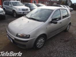 Fiat Punto 1.2 8V, KLIMA, CITY SERVO