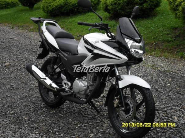 Honda CBF 125 rok 2011, foto 1 Auto-moto | Tetaberta.sk - bazár, inzercia zadarmo