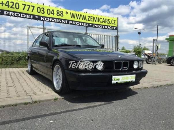 BMW M5 3.6 232KW, foto 1 Auto-moto, Automobily | Tetaberta.sk - bazár, inzercia zadarmo