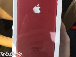 Apple iPhone 7 Plus RED 128GB - Odblokované továrne WhatsApp: +447452264959 , Elektro, Mobilné telefóny  | Tetaberta.sk - bazár, inzercia zadarmo