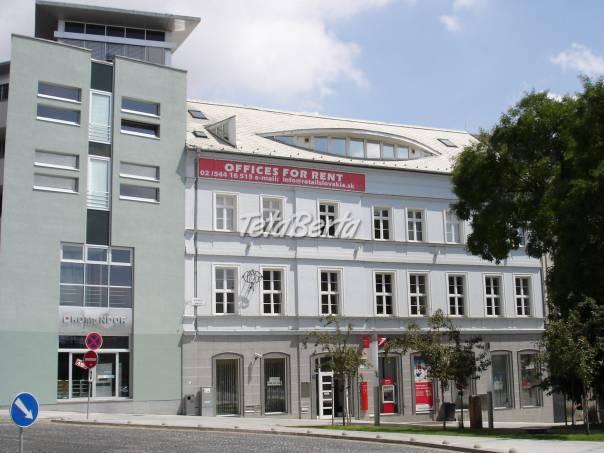 Kancelárie Staré Mesto – Hurbanovo nám., foto 1 Reality, Kancelárie a obch. priestory | Tetaberta.sk - bazár, inzercia zadarmo
