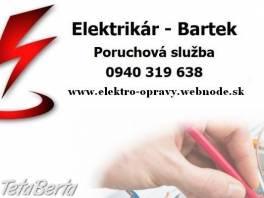 Elektrikár Bratislava – NONSTOP , Dom a záhrada, Opravári a inštalatéri  | Tetaberta.sk - bazár, inzercia zadarmo