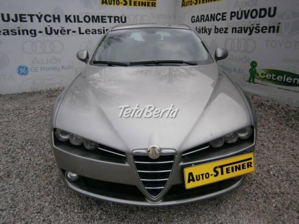 Alfa Romeo 159 2.0JTD 125kW , foto 1 Auto-moto, Automobily | Tetaberta.sk - bazár, inzercia zadarmo