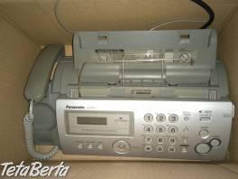 Fax Panasonic , Elektro, Príslušenstvo  | Tetaberta.sk - bazár, inzercia zadarmo