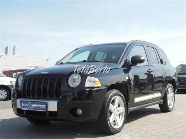 Jeep Compass 2.0 CRDi *KLIMATIZACE*ESP*, foto 1 Auto-moto, Automobily | Tetaberta.sk - bazár, inzercia zadarmo