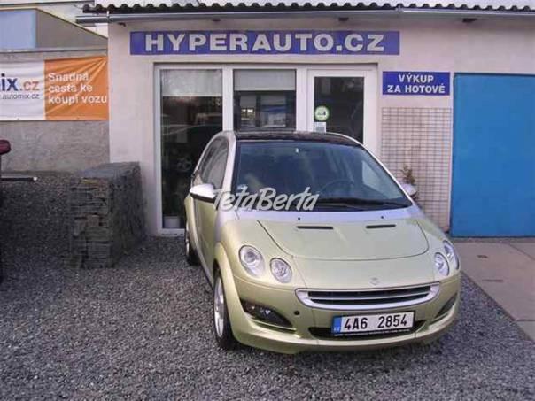 Smart Forfour 1.5i Pulse, Plná výbava, foto 1 Auto-moto, Automobily | Tetaberta.sk - bazár, inzercia zadarmo