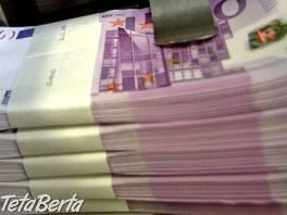 Medzi tým ste potrebovali peniaze na pôžičky , Práca, Práca v zahraničí  | Tetaberta.sk - bazár, inzercia zadarmo