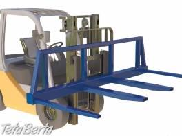 Traverz pre vysokozdvižné vozíky , Obchod a služby, Stroje a zariadenia  | Tetaberta.sk - bazár, inzercia zadarmo