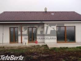 NIZKOENERGETICKÝ  RD Kvetoslavov – okr. Dunajská Streda , Reality, Domy  | Tetaberta.sk - bazár, inzercia zadarmo