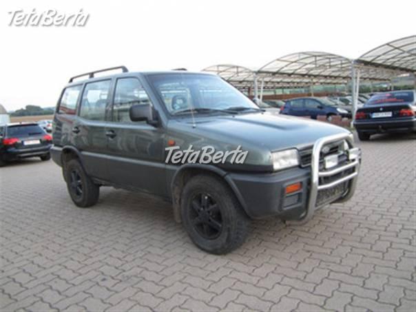 Ford Maverick 2,7 TD, 1996, foto 1 Auto-moto, Náhradné diely a príslušenstvo | Tetaberta.sk - bazár, inzercia zadarmo