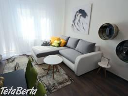Prenájom moderný 3 izbový byt, Zálužická ulica, Bratislava II. Ružinov