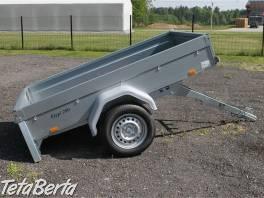 Přívěsný vozík, sklopný - Thule - AKCE!