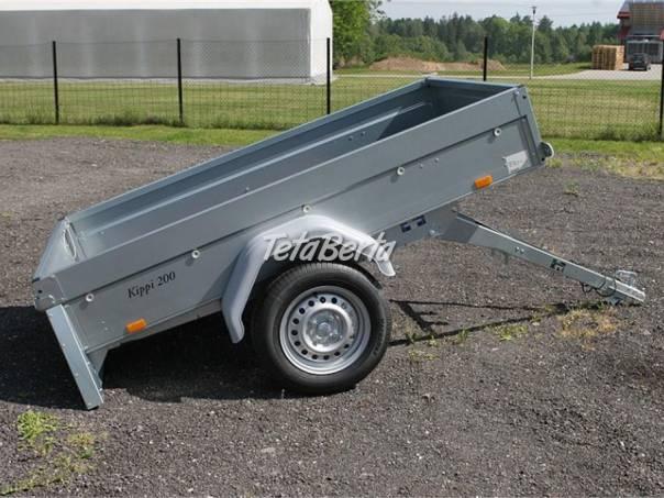 Přívěsný vozík, sklopný - Thule - AKCE!, foto 1 Auto-moto, Automobily | Tetaberta.sk - bazár, inzercia zadarmo