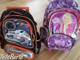 Predám školské tašky na kolieskach použíbané 1 rok, , Pre deti, Školské potreby  | Tetaberta.sk - bazár, inzercia zadarmo