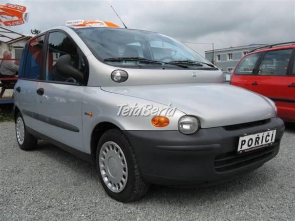 Fiat Multipla 100 16V, foto 1 Auto-moto, Automobily   Tetaberta.sk - bazár, inzercia zadarmo