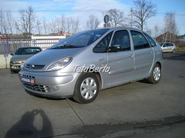 Citroën Xsara Picasso 1,8 16V 85 KW, foto 1 Auto-moto, Automobily | Tetaberta.sk - bazár, inzercia zadarmo